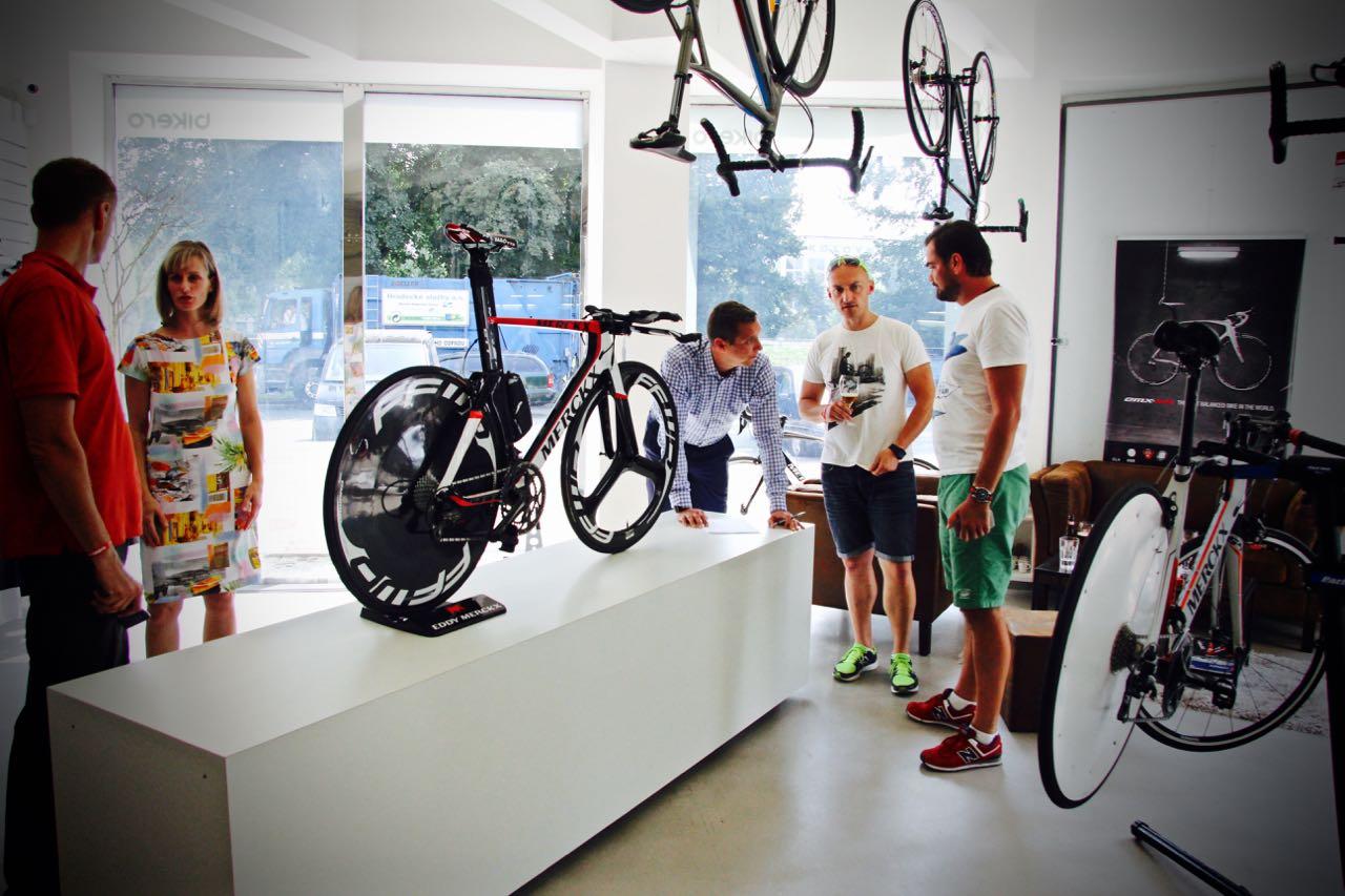 Soutěž o kolo Eddy Merckx